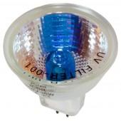 Лампа Feron JCDR 50W/230V/GU5.3 супер белая, HB8 (15/300)
