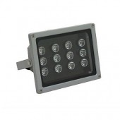 Прожектор Feron 12LED 12W 1140Lm 230V/6500K/IP54 серый, 180*150*150, LL-141