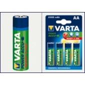 Аккумулятор  VARTA Power Accu 2  R06 2300 mAh R2U (2/20)  (5672 610 1402)