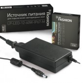 Трансформатор для светодиодной ленты Эра  36W 12V IP 20