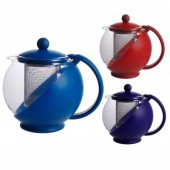 KTZ-075-003 Чайник заварочный стеклянный , 0.75л. (1/24)