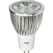 Лампа Feron JCDR (MR11) 14LED (1W) 230V/4000/G5.3, LB-27