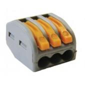 Клемма TDM СК-413 на 3 провода, SQ0527-0002 (100)