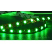 Лента светодиодная 30SMD (5050) 7.2W/m 12V IP20 5m зеленый LS606